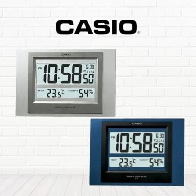 CASIO卡西歐 方形電子掛鐘/ID-16S(兩色任選)