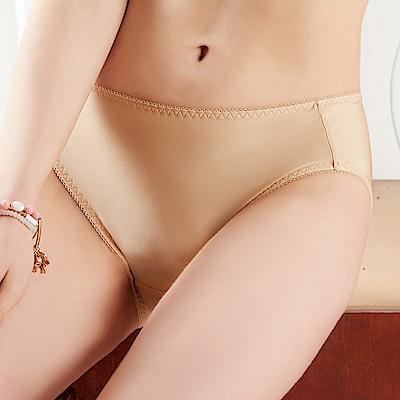 推EASY SHOP-蜜桃絲素体美人-中腰三角褲(自然膚)