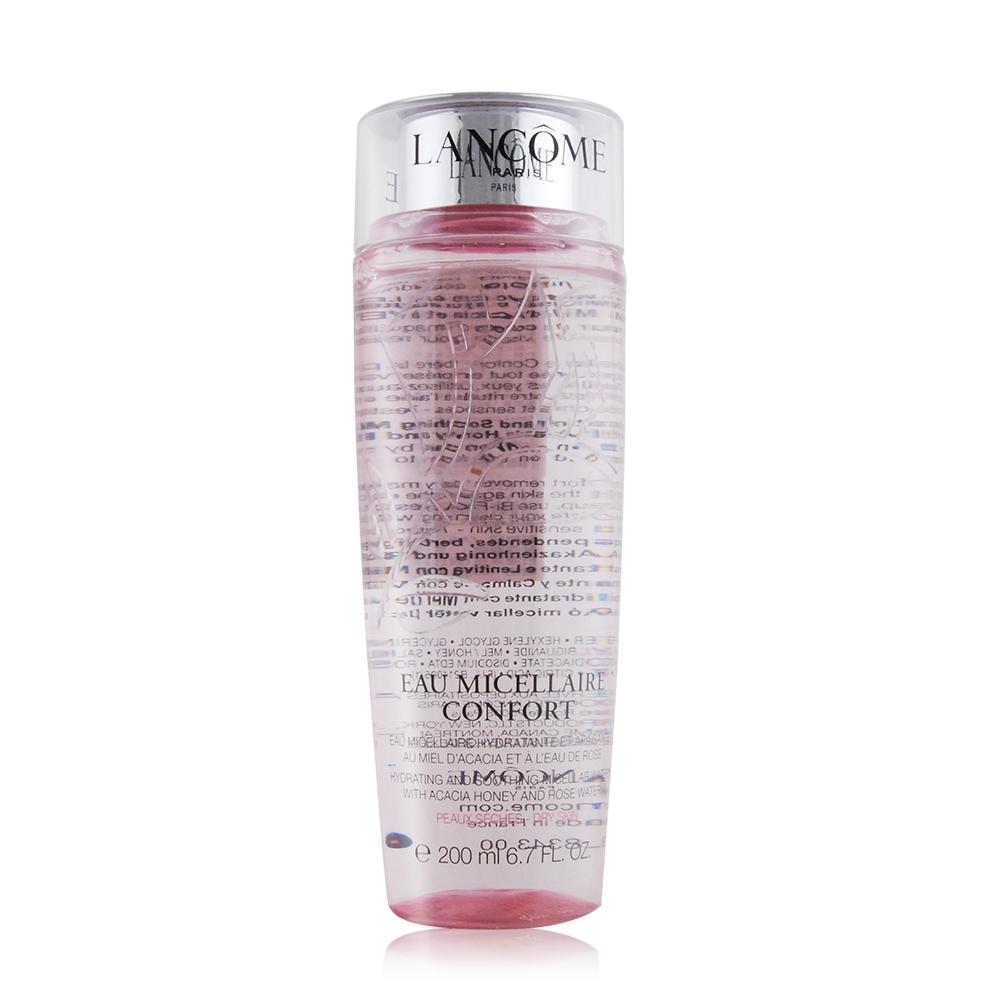 LANCOME 蘭蔻 溫和保濕玫瑰卸妝水200ml