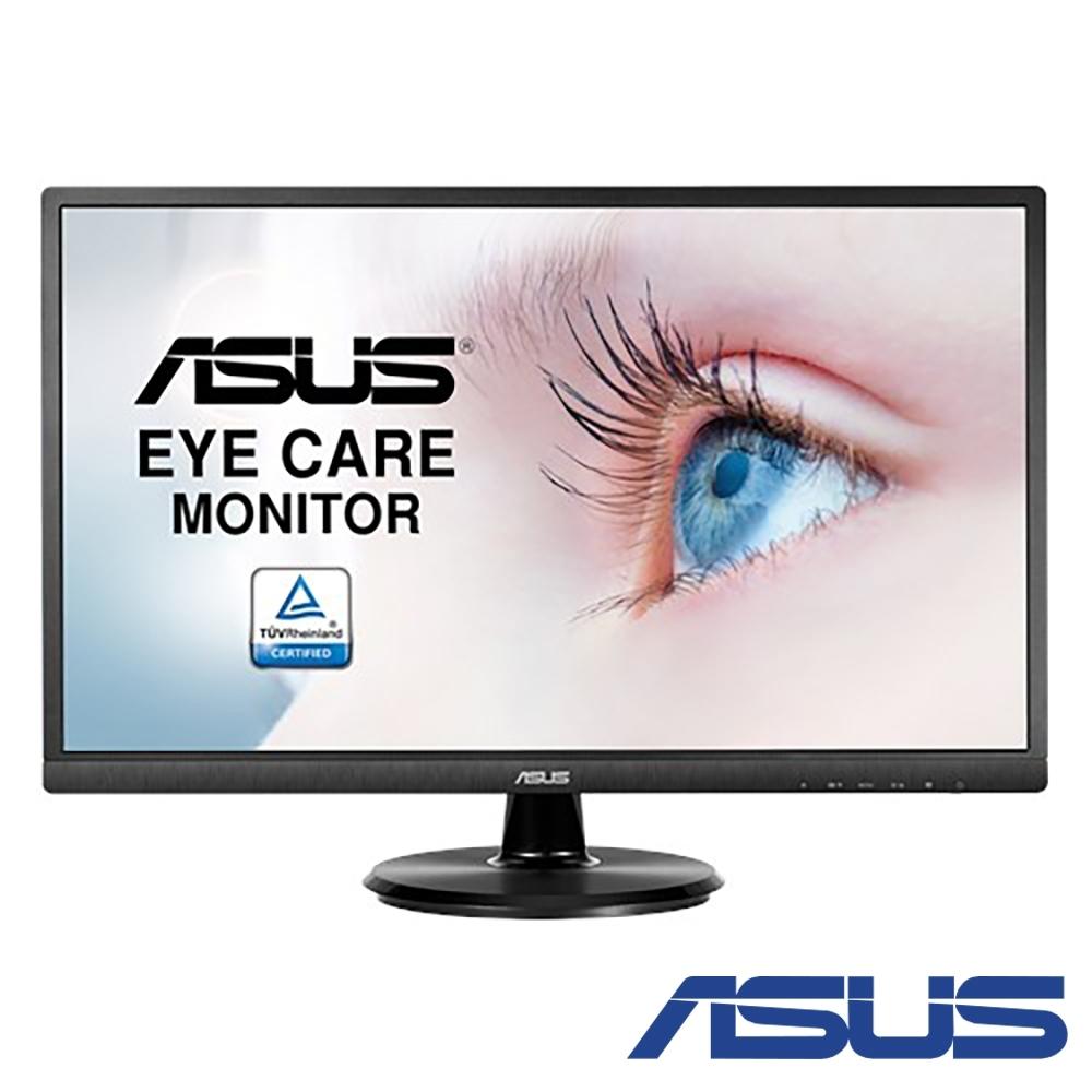 [時時樂] ASUS VA249HE 24型 VA 低藍光護眼電腦螢幕