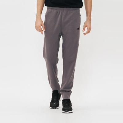 ROOTS 男裝- 江克遜毛圈布棉質長褲-灰