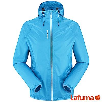 LAFUMA-男LIGHT CT 輕量防水外套-LFV113615439-淺藍