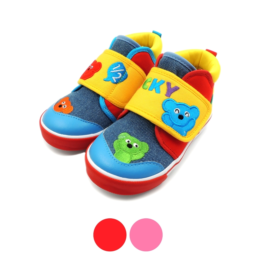 WHY AND 1/2 mini 拼接休閒鞋 多色可選