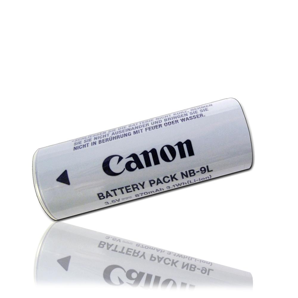 Canon NB-9L / NB9L專用相機原廠電池 (全新密封包裝)