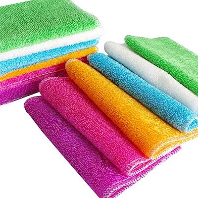 竹纖維去油污擦巾6條
