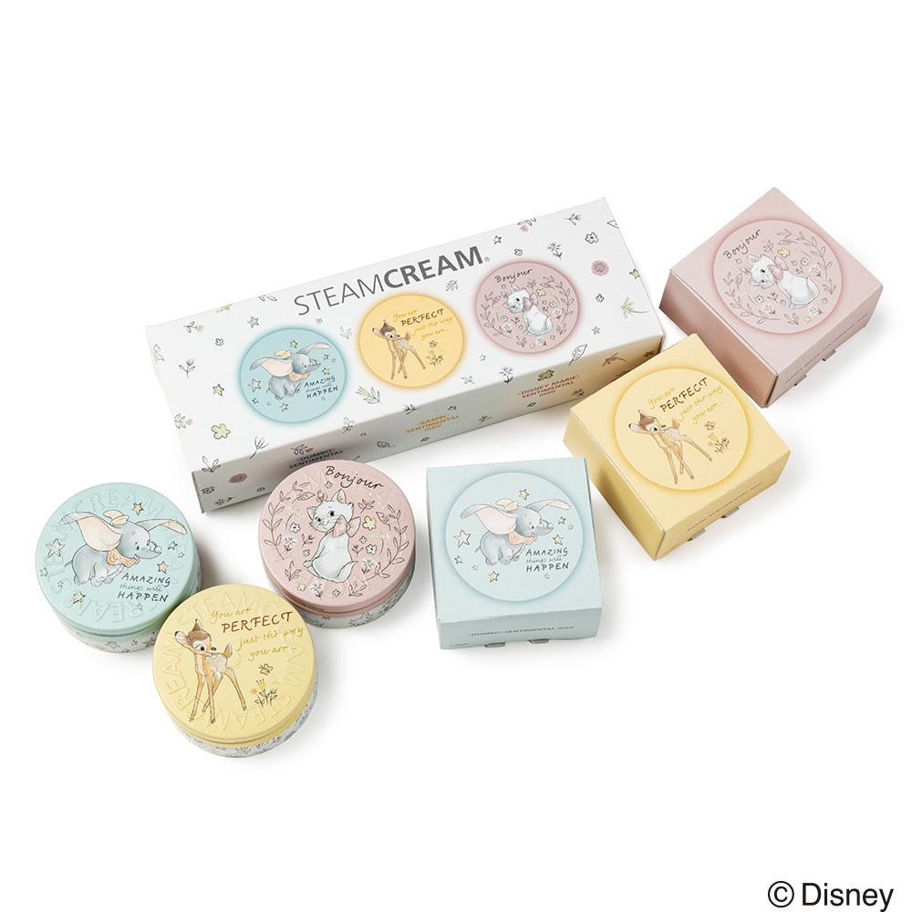 STEAMCREAM 蒸汽乳霜 GS141_迪士尼迷你手繪風收藏版
