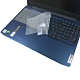 EZstick  Lenovo Gaming 3i 15 IMH 專用 奈米銀抗菌 TPU 鍵盤膜 product thumbnail 2