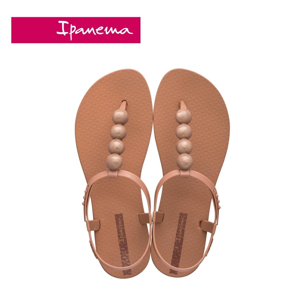Ipanema  CLASS GLAM II T字涼鞋-棕