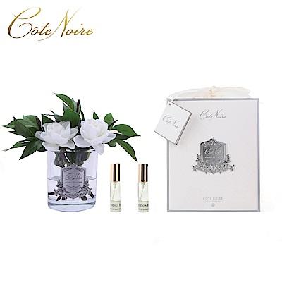 法國 CoteNoire 蔻特蘭 槴子花香氛花透明瓶