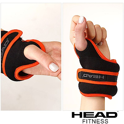 HEAD 手腕加重器/砂袋(2入裝)-2x1.5kg