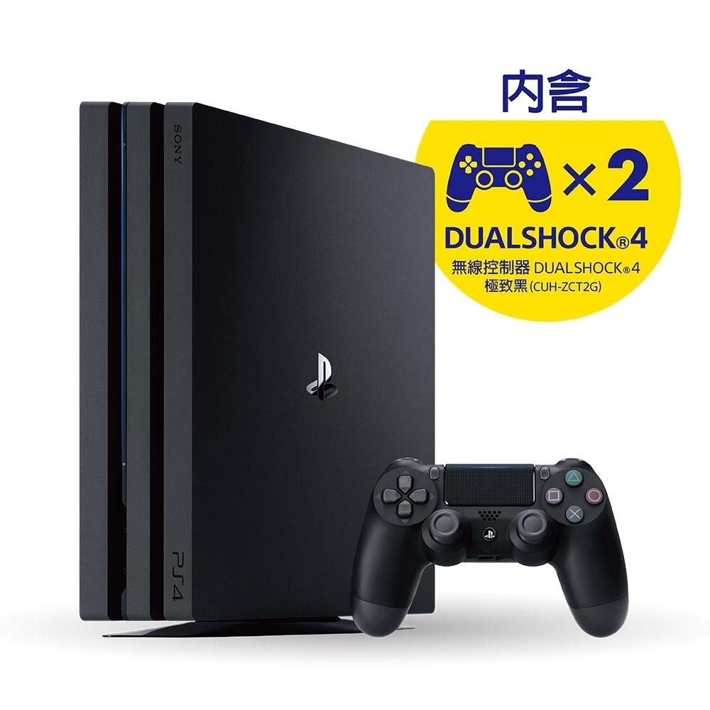 PS4-Pro with Second 控制器同捆組