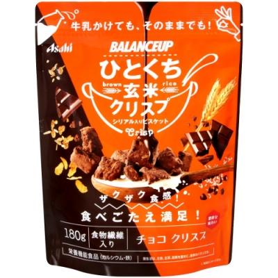 Asahi 一口玄米餅-巧克力風味(180g)