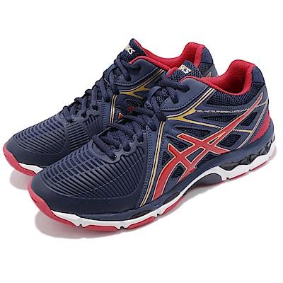 Asics 排/羽球鞋 Gel-Netburner 男鞋