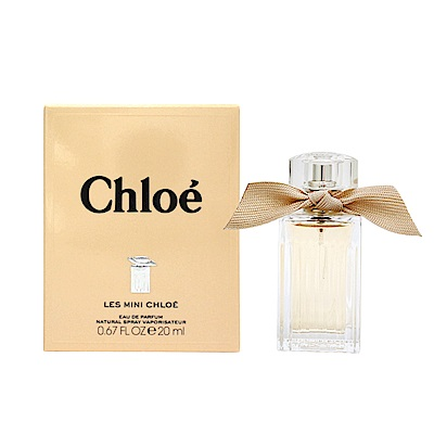 Chloe 同名女性淡香精20ml