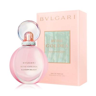 BVLGARI 寶格麗 歡沁玫香女性淡香精 Rose Goldea Blossom Delight 50ml EDP-香水公司貨