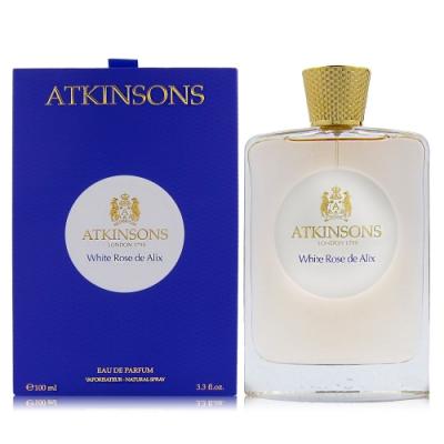 ATKINSONS WHITE ROSE DE ALIX 亞麗克絲的白玫瑰 100ML 贈同品牌針管