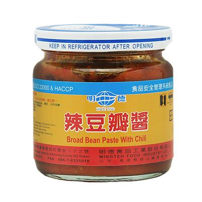 (任選)明德 辣豆瓣醬(165g)