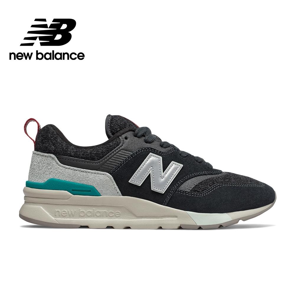 【New Balance】  復古鞋_中性_墨灰_CM997HXS-D楦