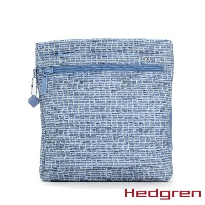 【Hedgren】水波藍輕旅行側背包-HIC112