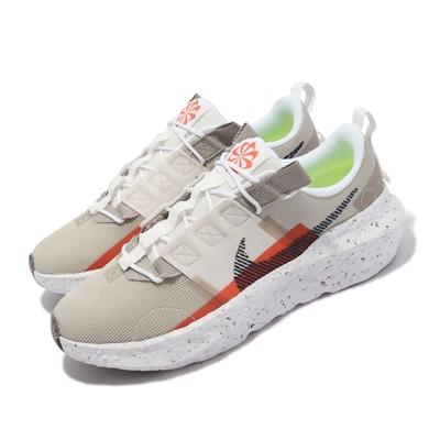 Nike 休閒鞋 Crater Impact 運動 男鞋 再生材質 輕量 舒適 避震 球鞋穿搭 卡其 DB2477-210