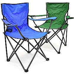便攜折疊帆布椅(送收納袋)-(快)