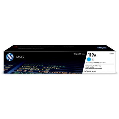 HP 119A 青色原廠雷射列印碳粉匣 (W2091A)