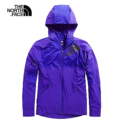 The North Face北面男款靛色風衣外套|3V6D5NX