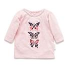 澳洲Purebaby有機棉女童印花長T-1~3歲