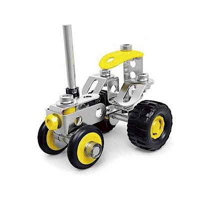 ZEYE-益智金屬積木-拖拉機(組裝模型)
