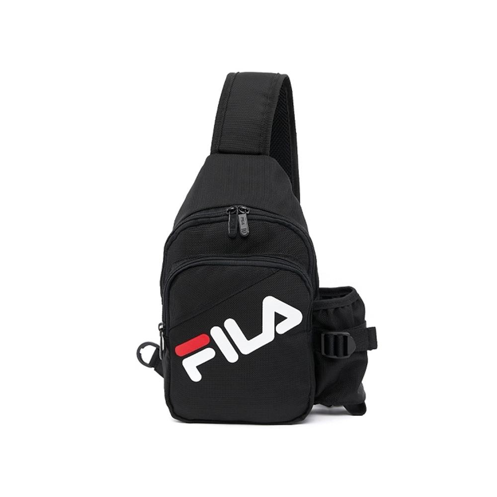 FILA 單肩包-黑 BPV-1202-BK