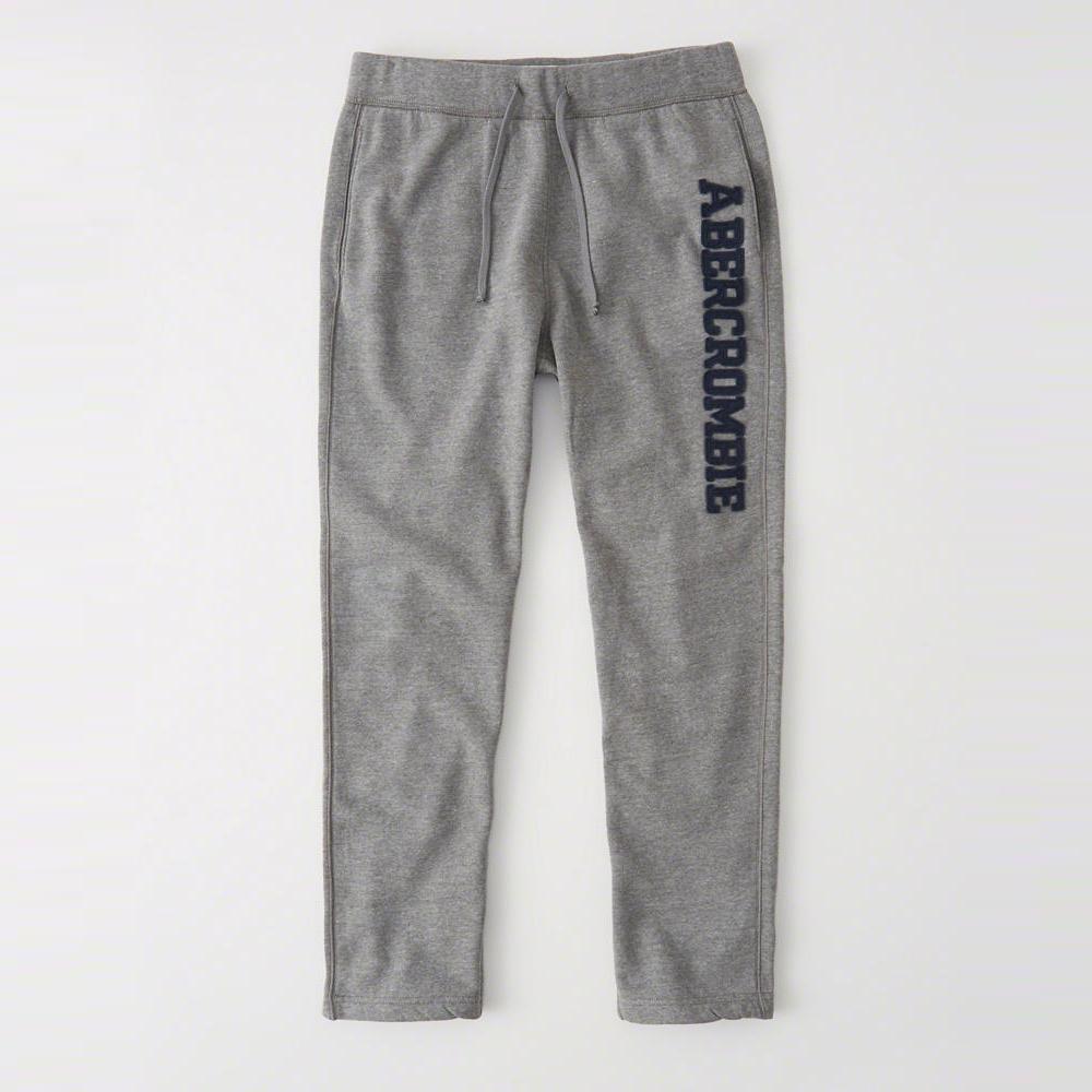 AF a&f Abercrombie & Fitch 長褲 灰色 1099