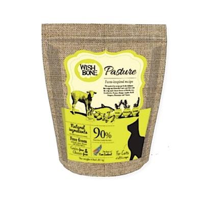 【買大送小】WISHBONE香草魔法 無穀貓香草糧 原野羊 12磅