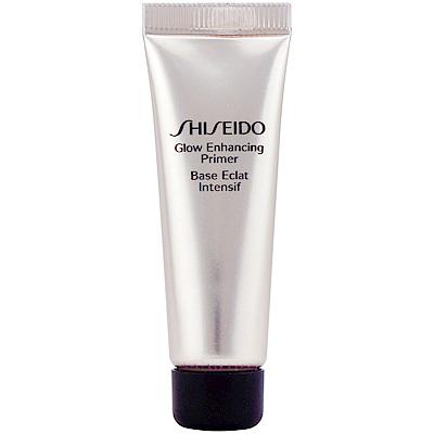 (即期品)SHISEIDO資生堂 時尚色繪尚質光采粧前乳10ml(至2019年11月)