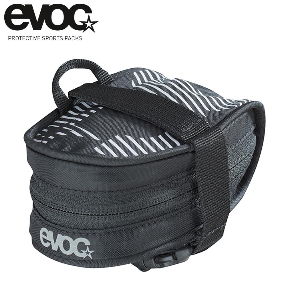 eVOC 德國SADDLE BAG Race(小)單車座墊袋-黑