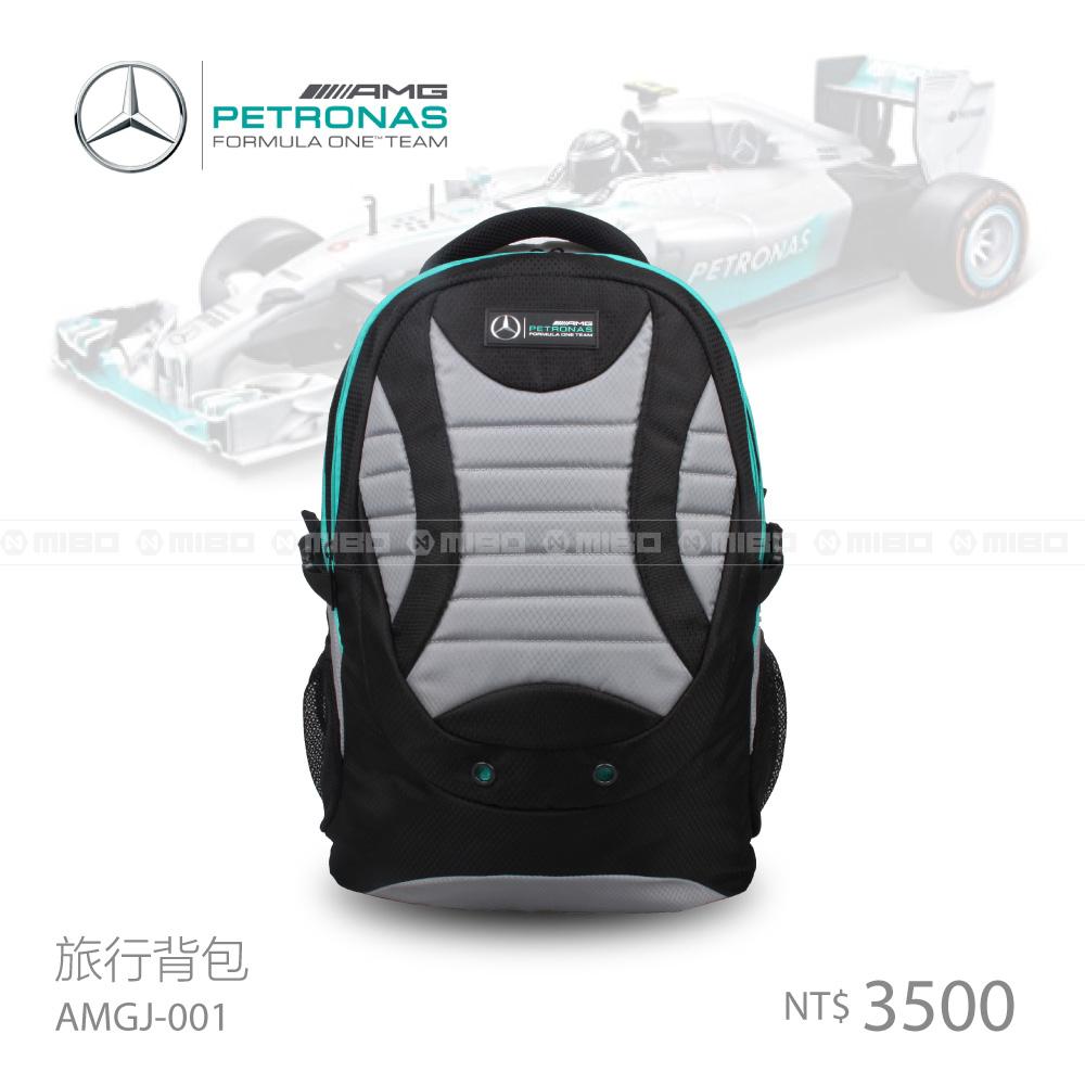 賓士 AMG 賽車 Mercedes Benz Petronas 後背包 AMGJ-001