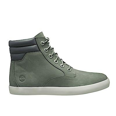 Timberland 女款中灰色正絨面皮革運動靴 | A1H26F49