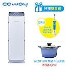 Coway 18坪 綠淨力立式空氣清淨機AP-1216L 送Oral-B電動牙刷+24cm不沾湯鍋