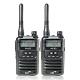 ADI AV-03 FRS 免執照 迷你袖珍型 無線電對講機 2入組 AV03【黑色】 product thumbnail 1