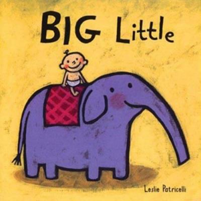 Big Little 大東西、小東西硬頁書(美國版)