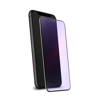 REMAX Apple iPhone Xs Max 帝王 9D 抗藍光 玻璃膜
