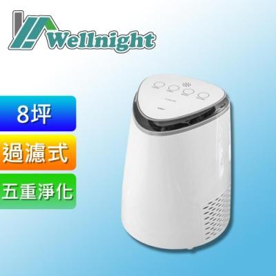 Wellnight威奈 1-8坪 智慧空氣清淨機 HP-123