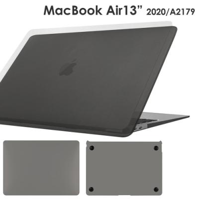 Apple Macbook Air (2020)專用 超薄半透明軟殼