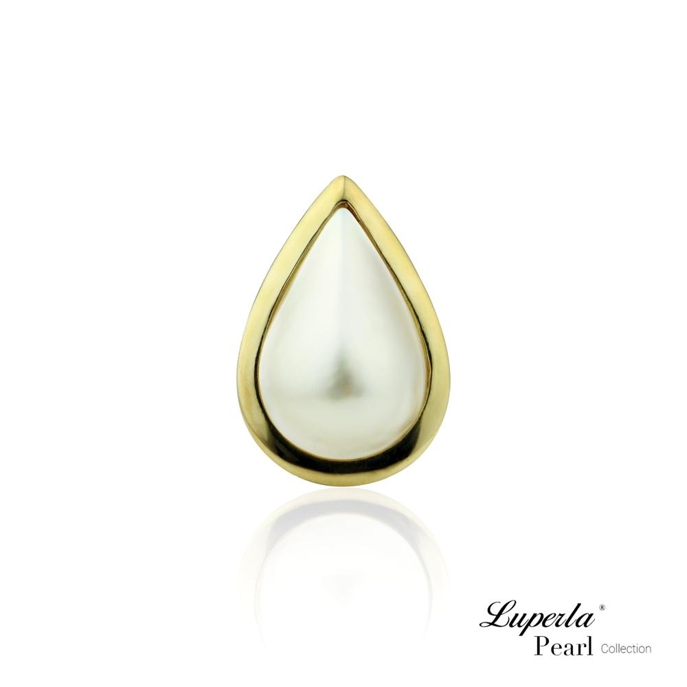 大東山珠寶 海水馬貝珍珠14K金戒指 夢幻之珠 風尚之星