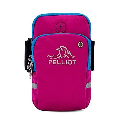 Pelliot透氣防潑水運動手機手臂套運動手臂套6602604