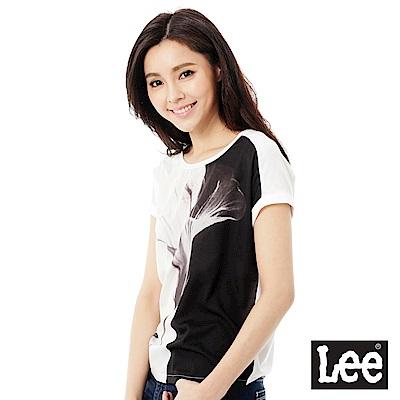 Lee 照片印刷短袖T恤/RG