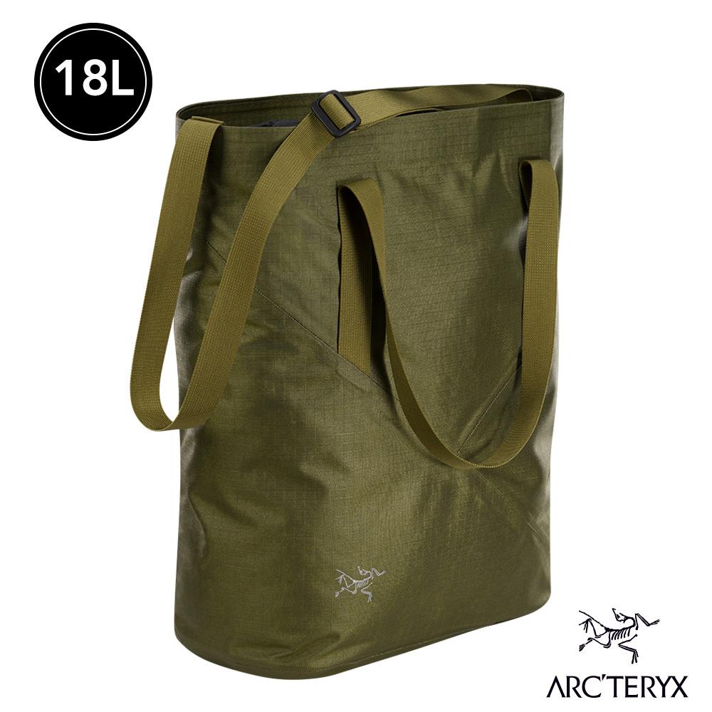 Arcteryx 始祖鳥 Granville 18L 多功能托特包 叢林綠