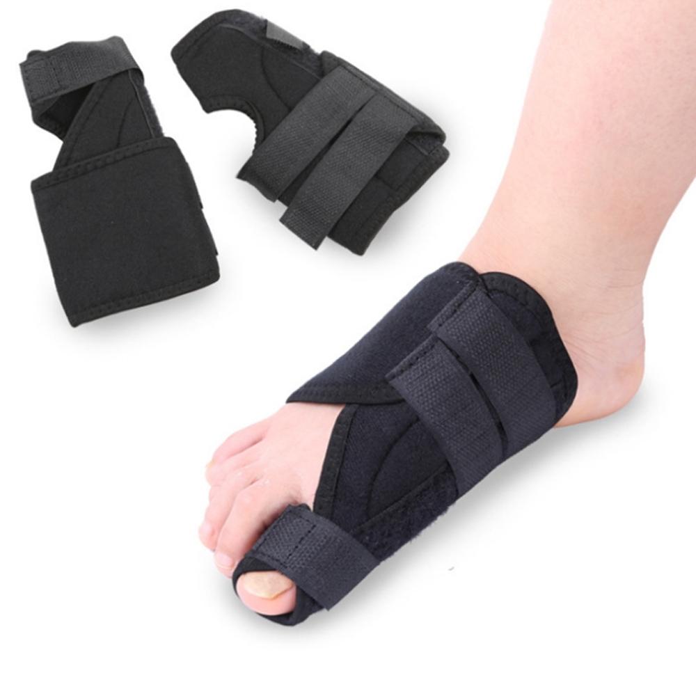 JHS杰恆社 鋁條拇指外翻拇美形帶大腳骨美形器拇外翻美形器大腳骨疼痛套abe70
