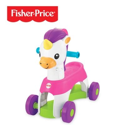 奇哥 Fisher-Price 費雪 音樂獨角獸踏板車