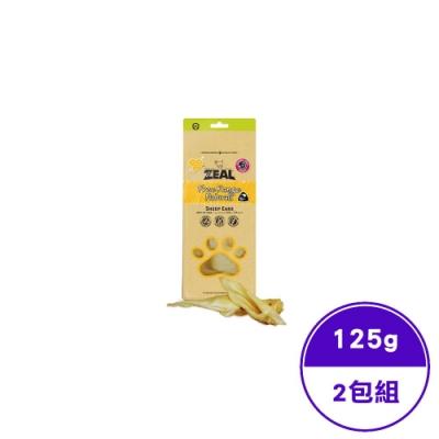 ZEAL真致天然風乾零食-羊耳125g (ZE-AD-0325)(2包入)