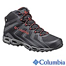 Columbia 哥倫比亞 男款-OD高筒防水健走鞋-黑 UBM46600BK